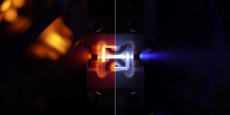 Active Plasma Lense